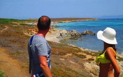 Trekking & Mare. Limolo e Sinis Montiferru. Camminare sull'acqua