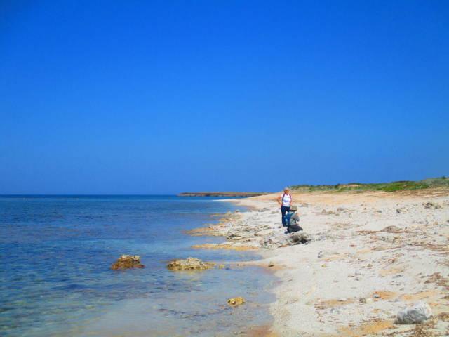 limolo area marina protetta sinis